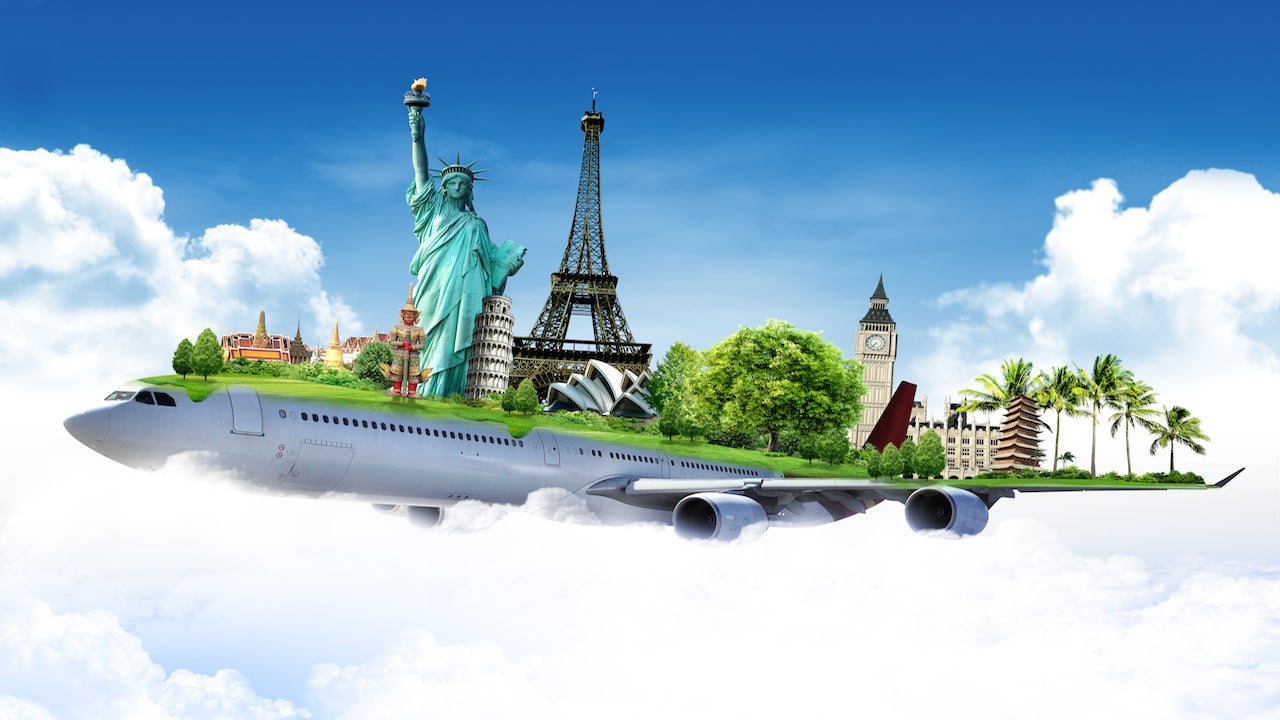 Miami Travel Agency To Europe