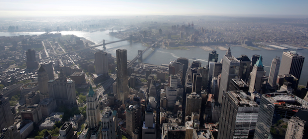 One World Trade Security Official Resigns After Daredevil Break-Ins