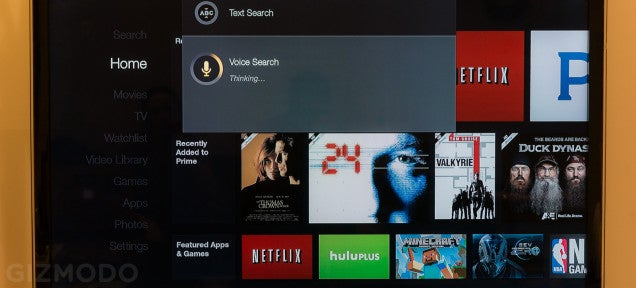 Amazon Fire TV Review: A Fast Ride That will Cost You