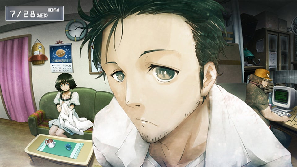 Steins;Gate: The Kotaku Review