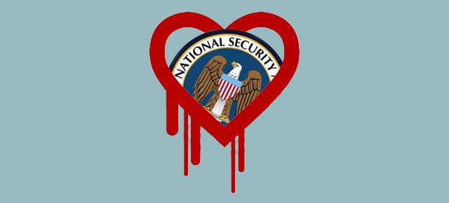 Report: NSA Used Heartbleed to Spy on People for Years