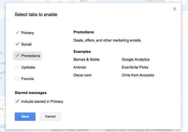 How to Limit Gmail's Personalised Ads