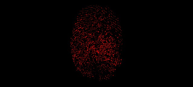 New Method For Analysing Fingerprints Uses Tiny Patterns of Sweat
