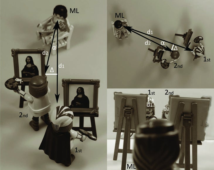 Scientists reveal that Mona Lisa may be the first 3D image in history