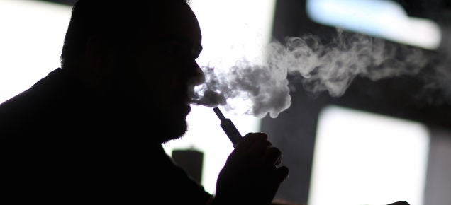 Study: Some E-Cigs Put Out Tobacco-Like Levels of Carcinogens