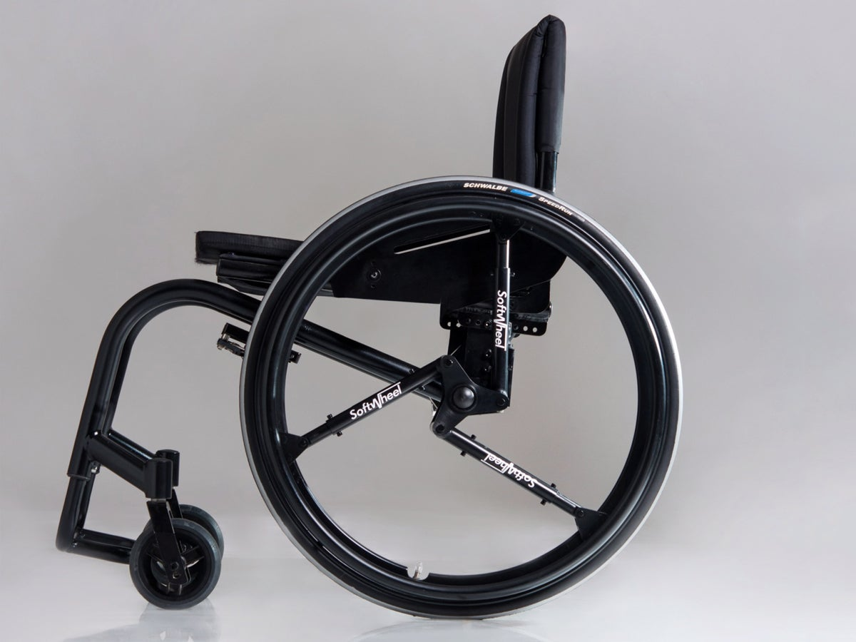 This Farmer Reinvented the Wheel to Build a Better Wheelchair