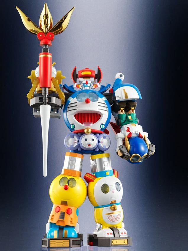 A Voltron Toy Unlike Any You've Ever Seen