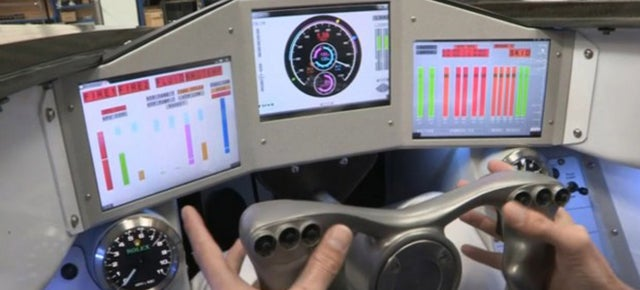 Peer Into the Cockpit of a 1,000 MPH Car