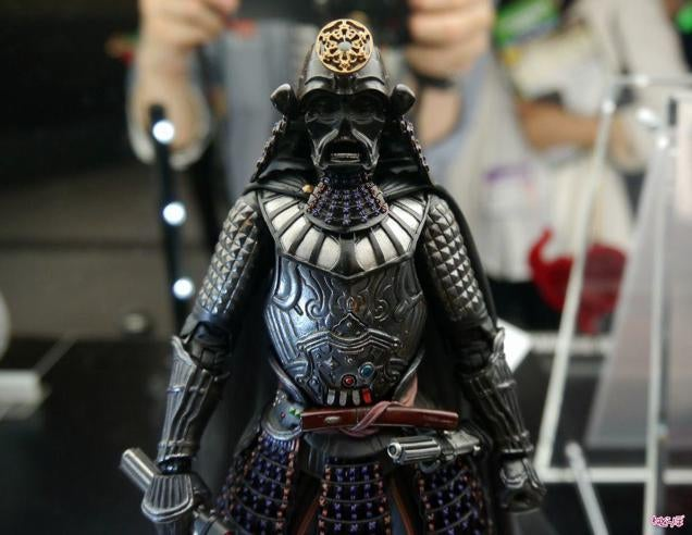 The Darth Vader Samurai Figure We All Deserve
