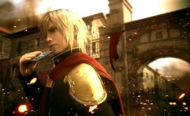 Vita Fans Are Pissed About Final Fantasy Type-0