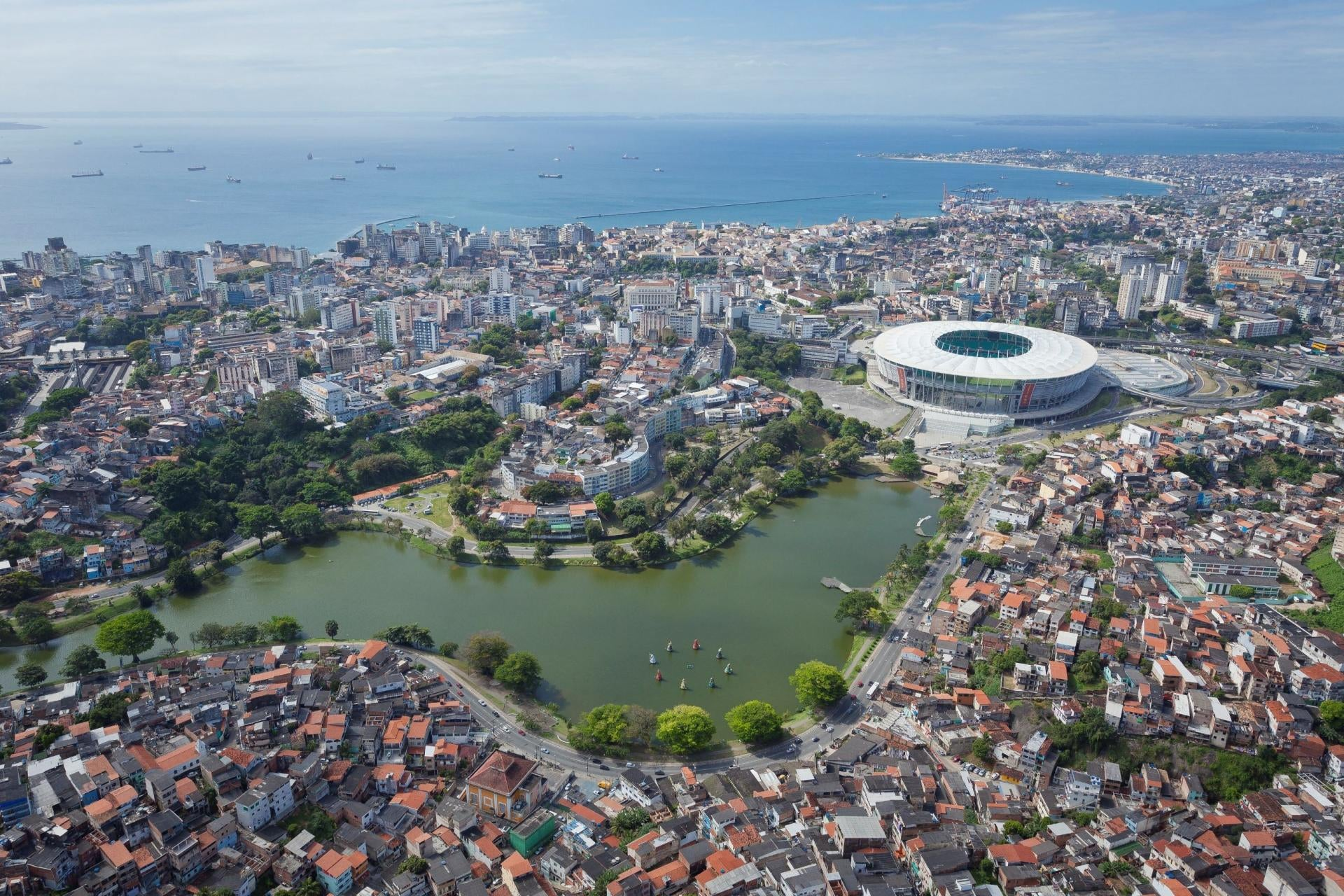Three World Cup Stadiums That Are Actually Good For Brazil