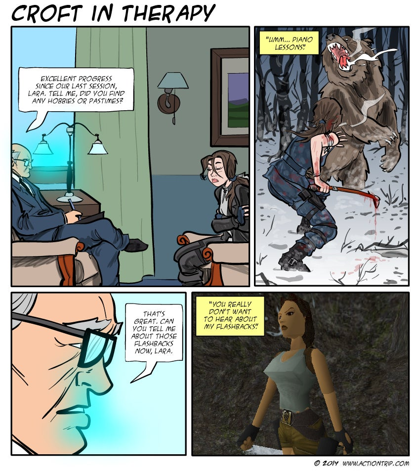 Sunday Comics: Where The Wild Ps Are