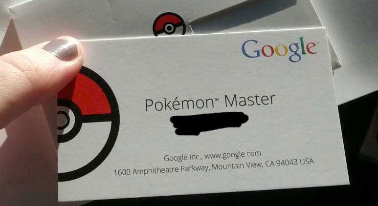 Google Is Awarding People The Title Of Pokémon Master