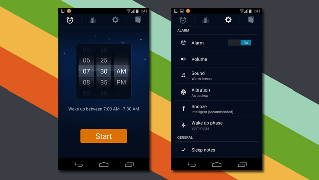 Sleep Cycle Arrives on Android to Wake You Refreshed and Well-Rested