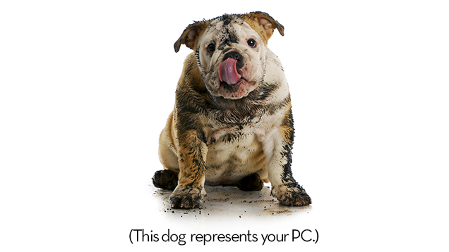 Reminder: Your PC Is Gross And You Should Probably Clean It