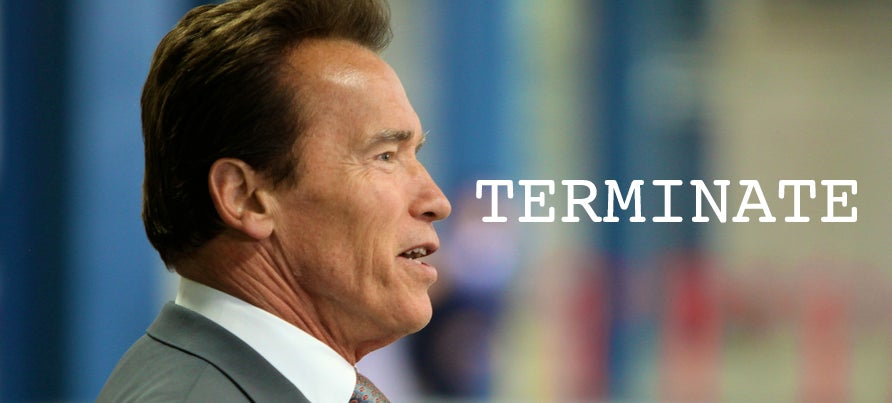 There's an Arnold Schwarzenegger Programming Language