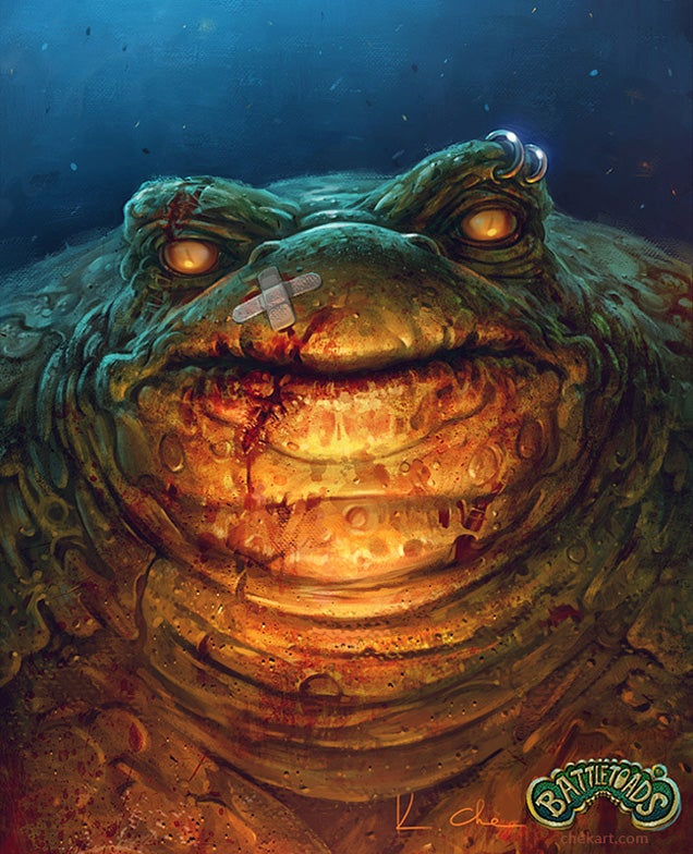 Deface The Battletoads As Much As You Want, They will Still Be Cool