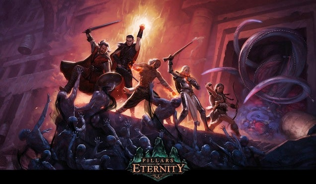 Pillars of Eternity Looks Like The Next Great Computer RPG