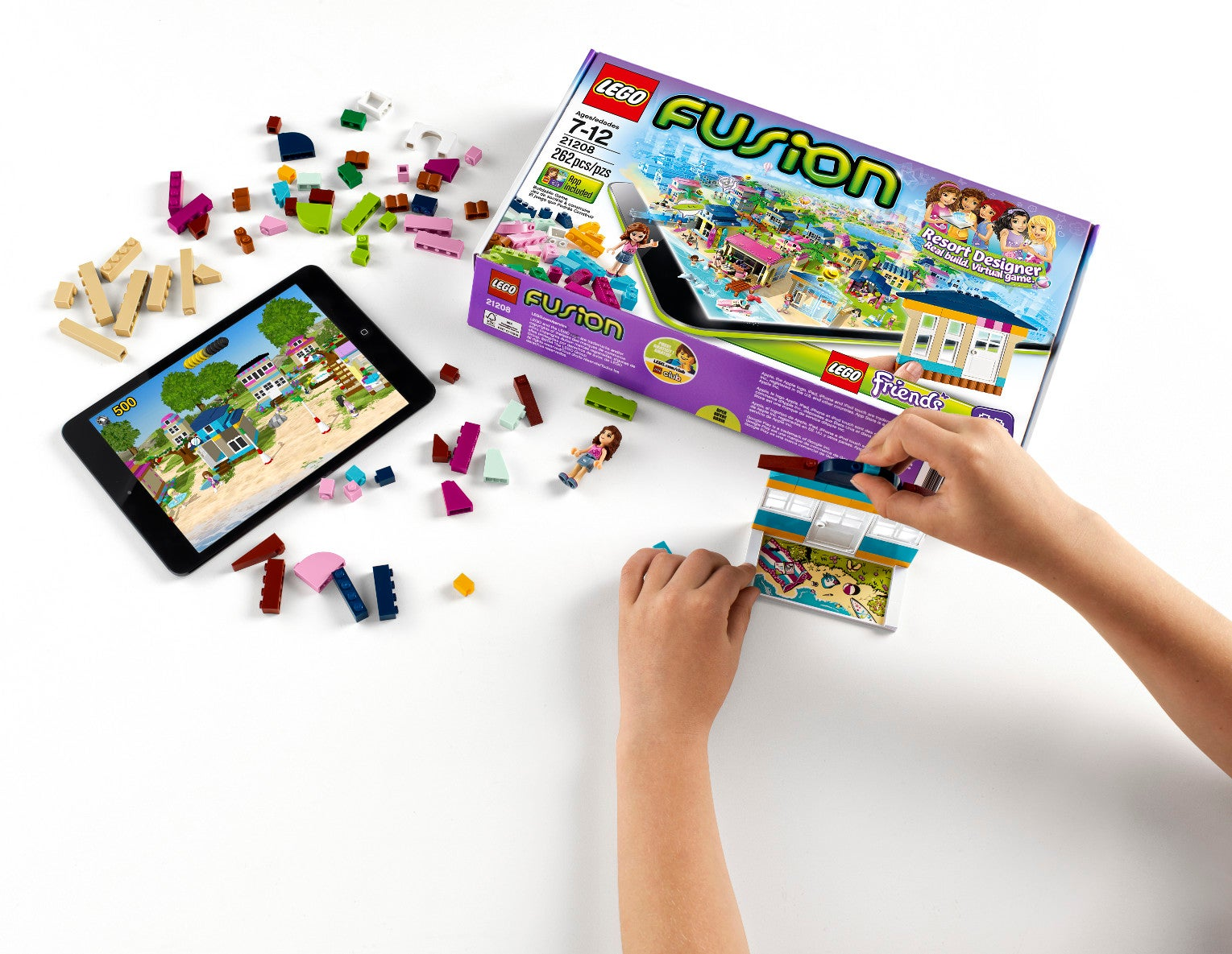 New LEGO Sets Put Your Buildings In The Virtual World
