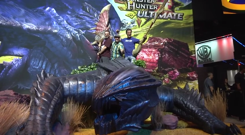 How To Build A Life-Size Monster Hunter Dragon