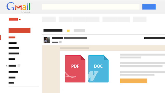 Quickly Save An Email To Google Drive With Google Cloud Print