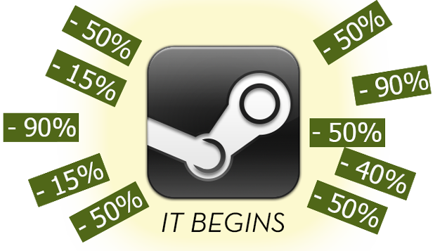 Our Picks Of Today's Steam Sales