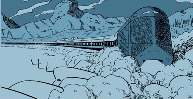 The Snowpiercer Comic Is Pretty Damn Good