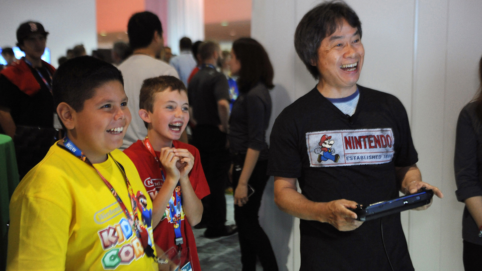 Shigeru Miyamoto Has A Question For All Of You
