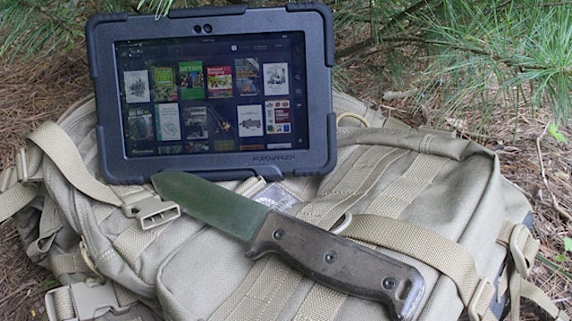 Prepare Yourself for Anything with a Bug Out Kindle