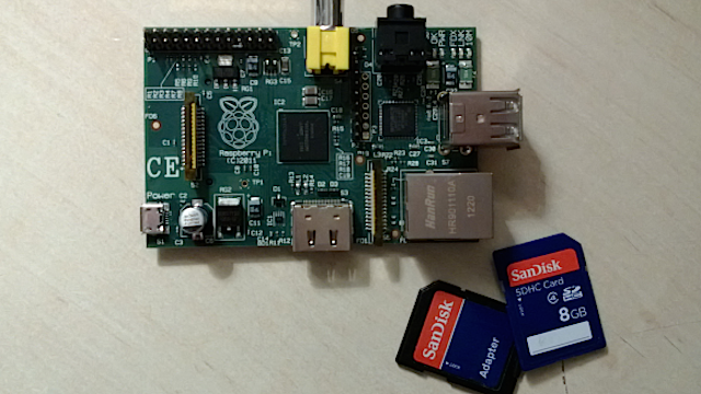 Clone a Raspberry Pi SD Card for Easy Backups