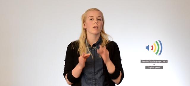 Electronic Wristbands Translate Sign Language Into Smartphone Speech