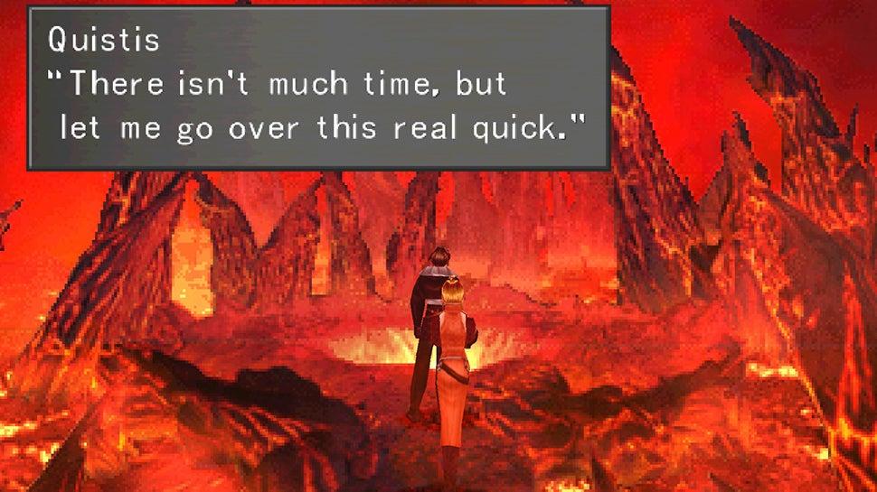 Final Fantasy VIII PC Update Brings Fresh Cheats, High Speed Mode