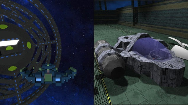 It's Still 'Minecraft In Space,' But It Looks So Much Better