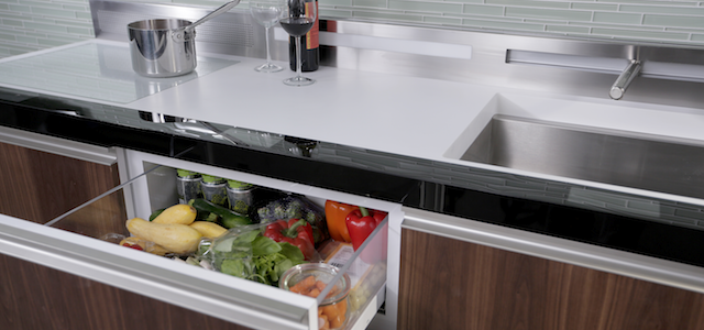 GE Designed a Compact Kitchen Just For Super-Tiny Apartments