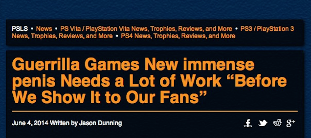 A Browser Plugin That Makes Video Game News Much Funnier