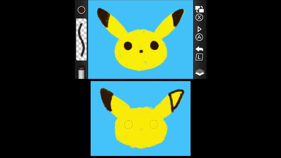 A Diary of My First Day at Pokémon Art Academy