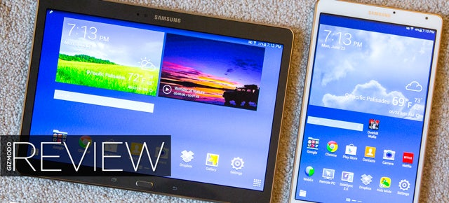 Samsung Galaxy Tab S Review: Good Lord, That Display