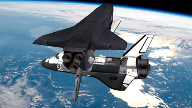 This Is How NASA Could Have Rescued Astronauts Stranded In Space