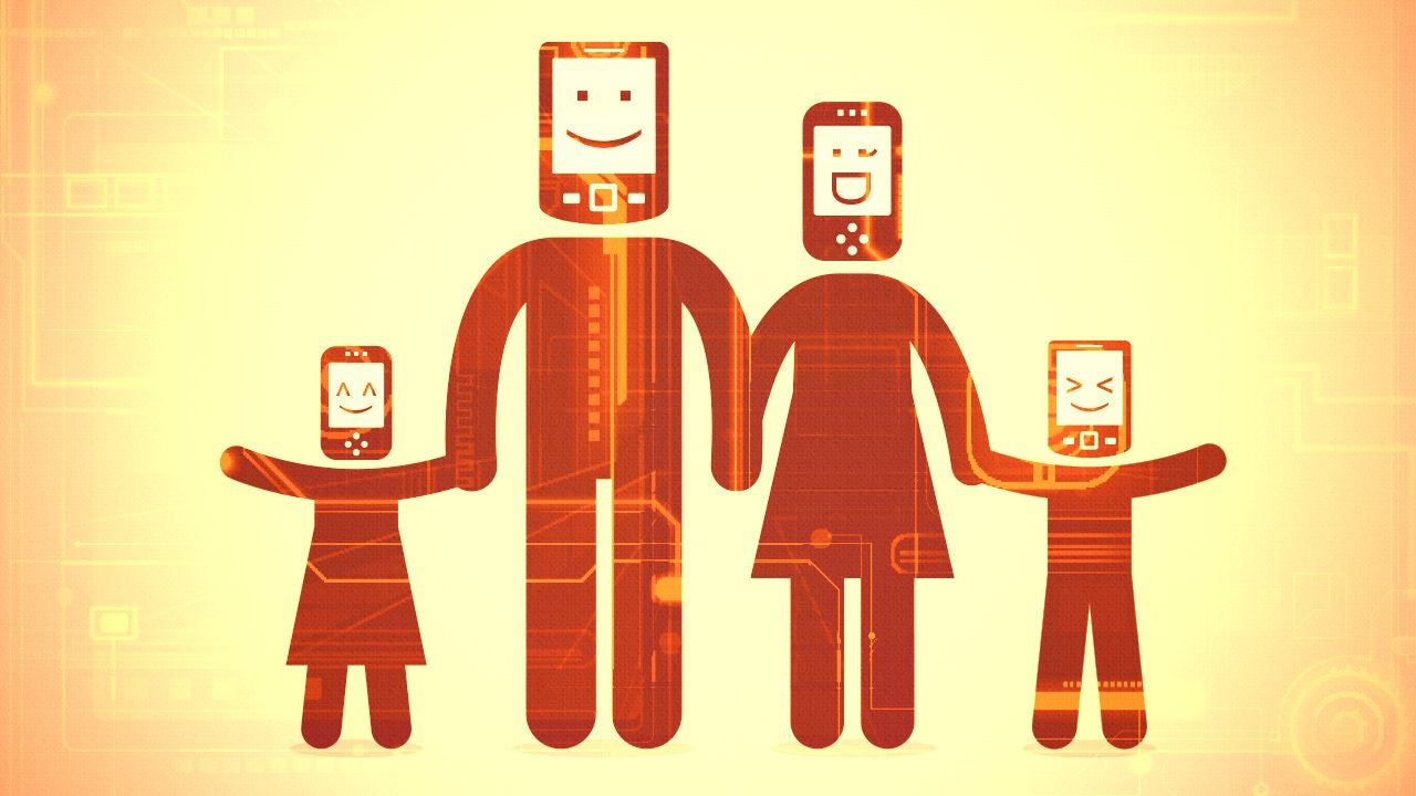 How to Organise Your Family Chaos with the Help of Technology