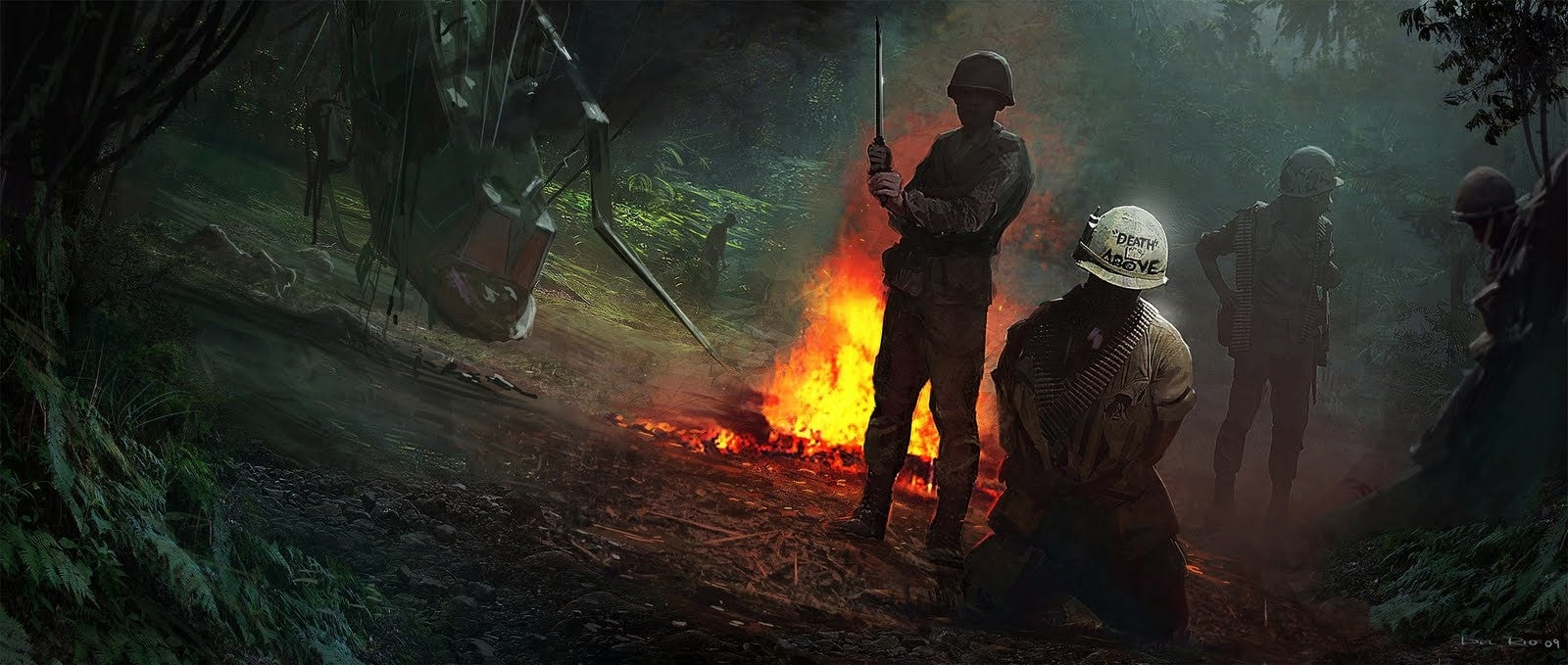 What A Call of Duty In Vietnam Could've Looked Like