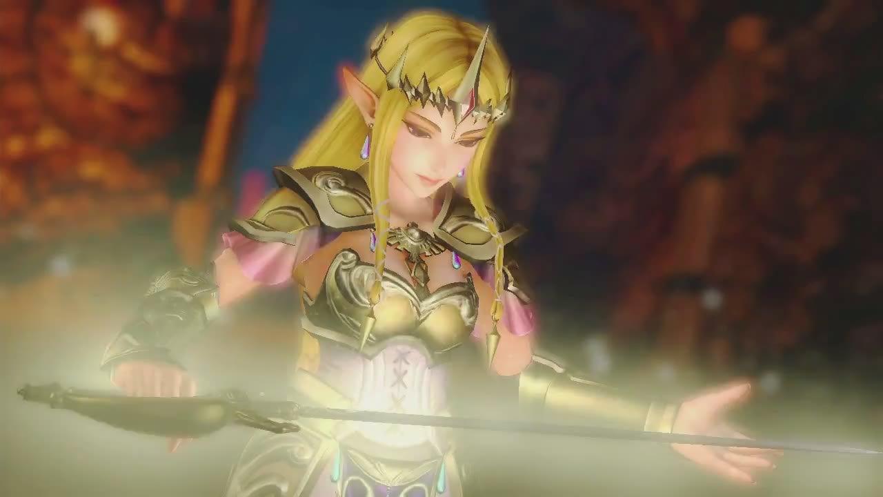 Zelda's Quite The Warrior Princess In Hyrule Warriors