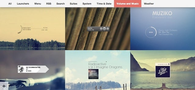 RainmeterHub Is a Great Directory of Skins to Customise Your Desktop