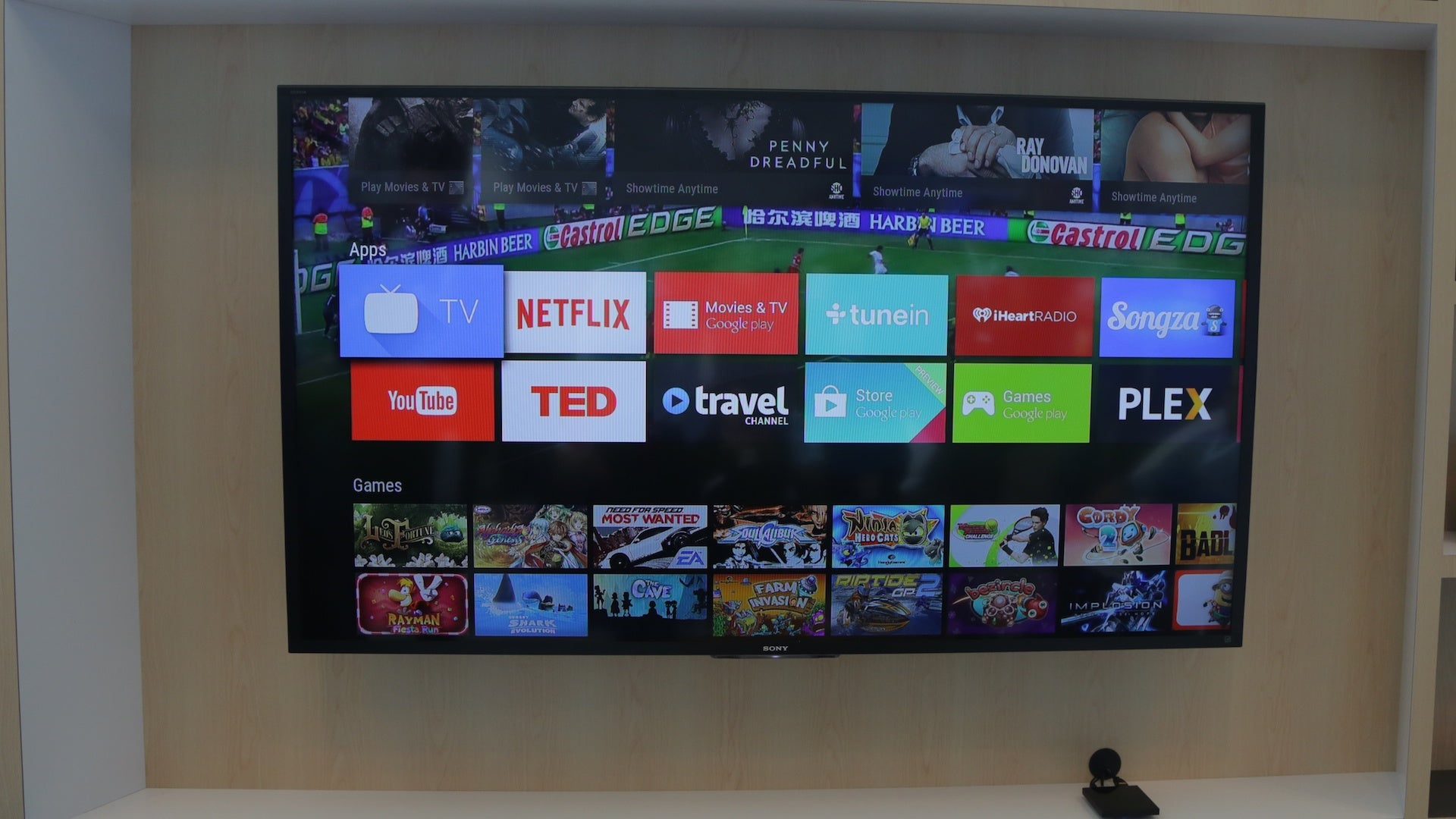 Android TV Hands-On: This Is How Smart TVs Won't Be So Darn Dumb