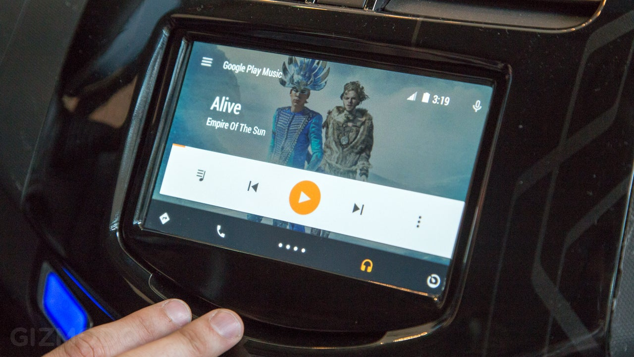Android Auto Hands-On: An In-Car Life-Saver For Android ...