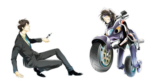 Two Men Fall in Love. One Is a Motorcycle