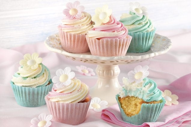 Edible Wrappers Just Solved the Only Bad Thing About Cupcakes