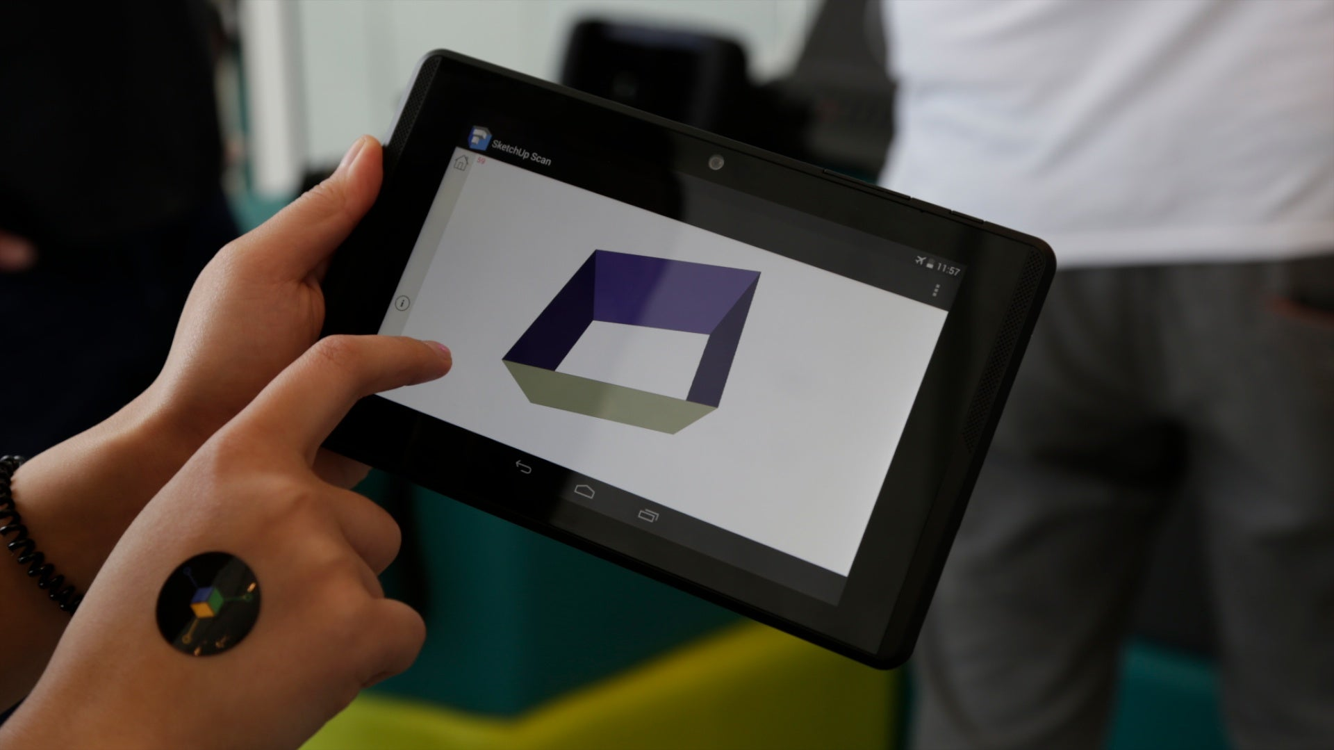 Project Tango Hands-On: Computer Vision Is So Much Cooler Than You Think