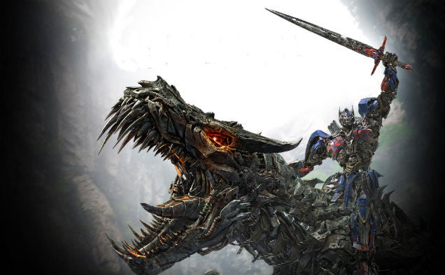 Leave Michael Bay Alone, Transformers Is Awesome
