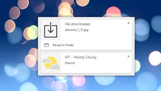 Download Notifier Adds Desktop Notifications for Completed Downloads