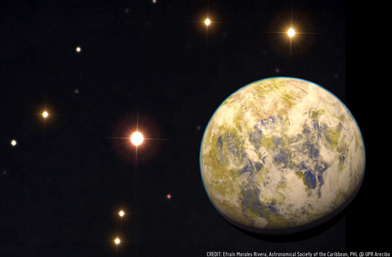 This Is The Most Earth-Like Planet Discovered Yet